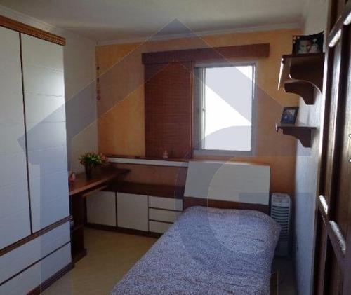 apartamento para venda, 2 dormitórios, jardim do mar - são bernardo do campo - 2462