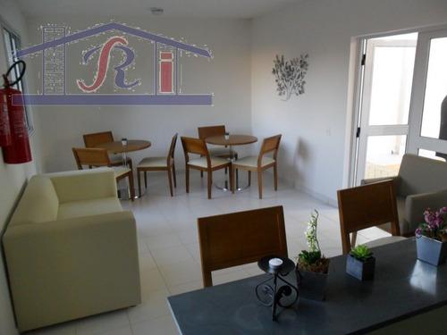 apartamento para venda, 2 dormitórios, jardim íris - são paulo - 8724