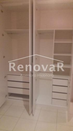 apartamento para venda, 2 dormitórios, jardim marajoara - nova odessa - 347