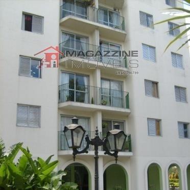 apartamento para venda, 2 dormitórios, jardim marajoara - são paulo - 2275