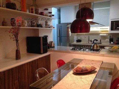 apartamento para venda, 2 dormitórios, jardim marajoara - são paulo - 2424