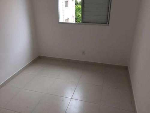 apartamento para venda, 2 dormitórios, jardim marilu - carapicuíba - 489