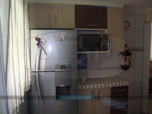 apartamento para venda, 2 dormitórios, jardim santa emília - são paulo - 3082