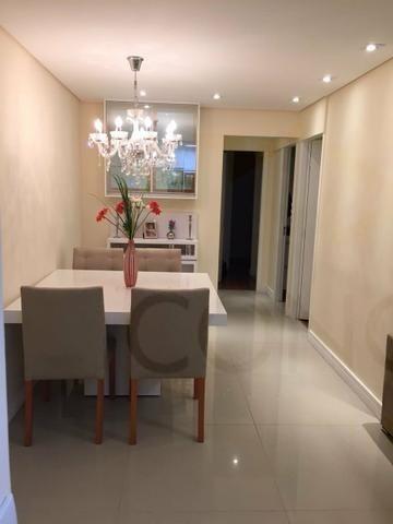 apartamento para venda, 2 dormitórios, jardim - santo andré - 3947