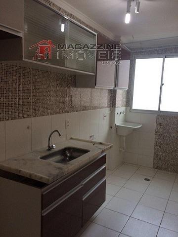 apartamento para venda, 2 dormitórios, jardim satélite - são paulo - 2598