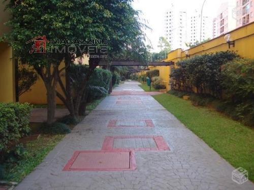 apartamento para venda, 2 dormitórios, jardim são savério - são paulo - 1589