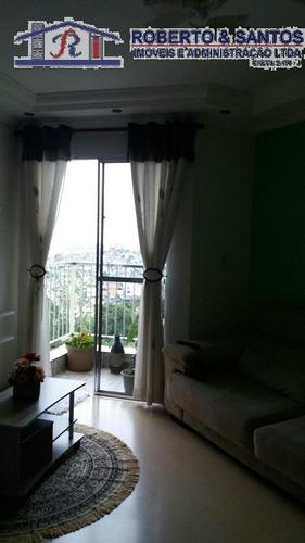 apartamento para venda, 2 dormitórios, jardim taipas - são paulo - 9292