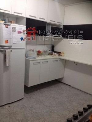 apartamento para venda, 2 dormitórios, jardim vilas boas - são paulo - 2778