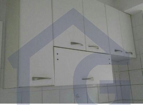 apartamento para venda, 2 dormitórios, jardim yraja - são bernardo do campo - 2342