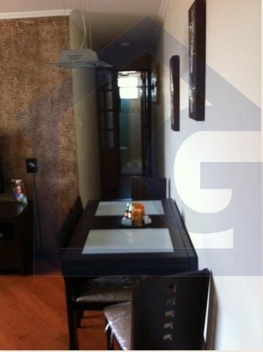 apartamento para venda, 2 dormitórios, jardim yraja - são bernardo do campo - 2498