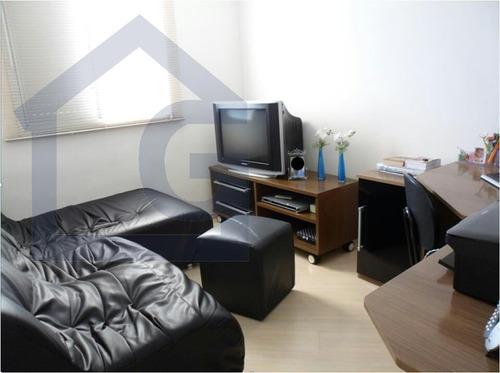 apartamento para venda, 2 dormitórios, jardim yraja - são bernardo do campo - 2535