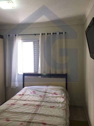 apartamento para venda, 2 dormitórios, jardim yraja - são bernardo do campo - 2608