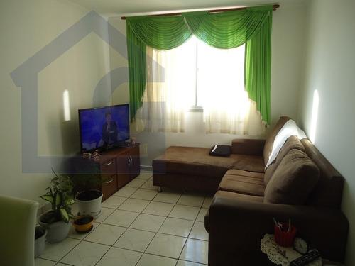 apartamento para venda, 2 dormitórios, jardim yraja - são bernardo do campo - 3080