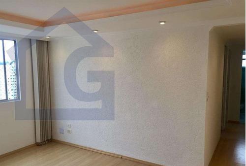 apartamento para venda, 2 dormitórios, jardim yraja - são bernardo do campo - 3290