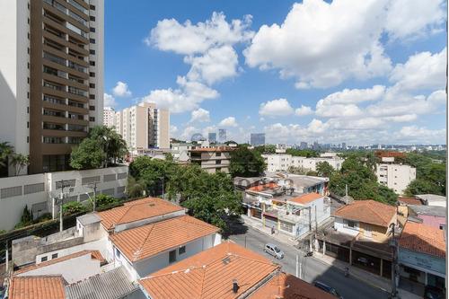 apartamento para venda, 2 dormitórios, lapa - são paulo - 5588