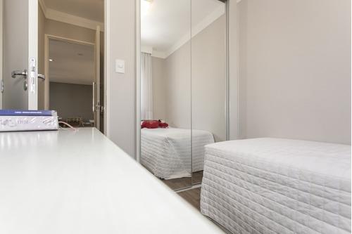apartamento para venda, 2 dormitórios, lapa - são paulo - 6604