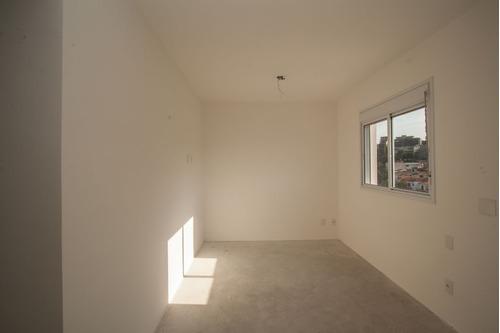 apartamento para venda, 2 dormitórios, lapa - são paulo - 6982