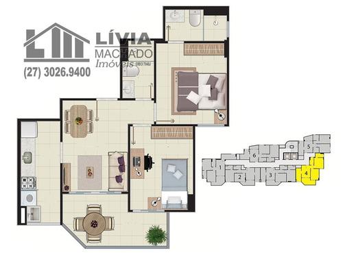 apartamento para venda, 2 dormitórios, maruípe - vitória - 1441