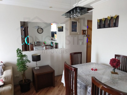 apartamento para venda, 2 dormitórios, nova petrópolis - são bernardo do campo - 3636