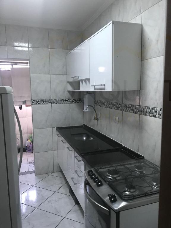 apartamento para venda, 2 dormitórios, nova petrópolis - são bernardo do campo - 3858