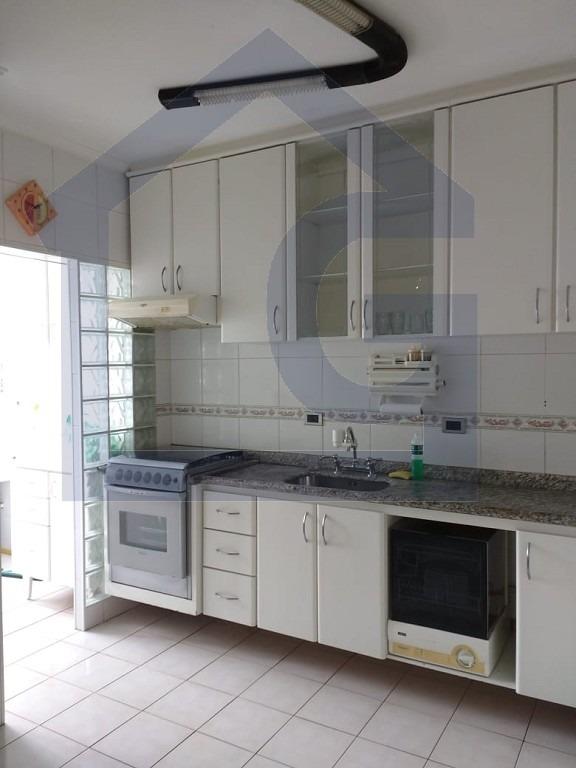 apartamento para venda, 2 dormitórios, osvaldo cruz - são caetano do sul - 3612