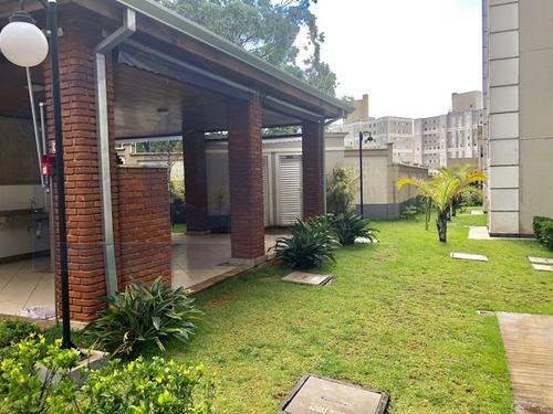 apartamento para venda, 2 dormitórios, parque são vicente - mauá - 3496