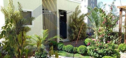 apartamento para venda, 2 dormitórios, parque são vicente - santo andré - 3630