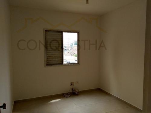 apartamento para venda, 2 dormitórios, paulicéia - são bernardo do campo - 2204