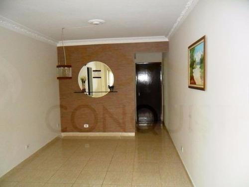 apartamento para venda, 2 dormitórios, paulicéia - são bernardo do campo - 3562