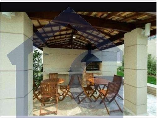 apartamento para venda, 2 dormitórios, paulicéia - são bernardo do campo - 3642