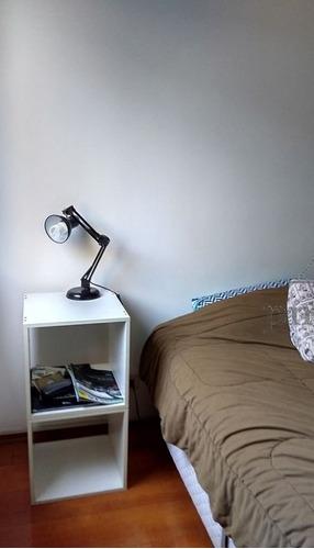 apartamento para venda, 2 dormitórios, perdizes - são paulo - 10337