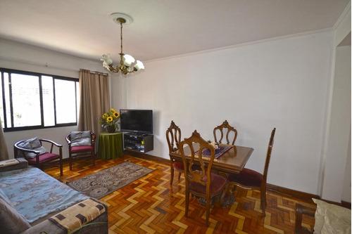 apartamento para venda, 2 dormitórios, perdizes - são paulo - 1187