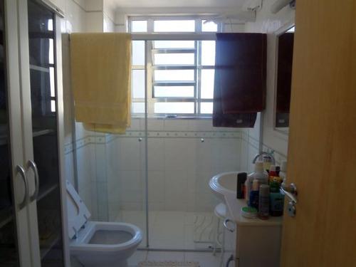apartamento para venda, 2 dormitórios, perdizes - são paulo - 1550