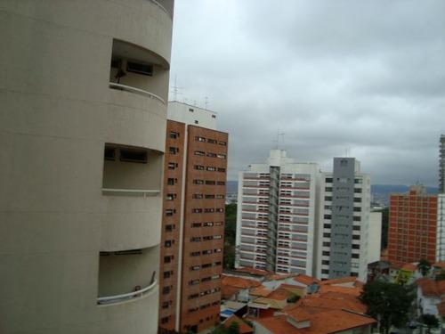apartamento para venda, 2 dormitórios, perdizes - são paulo - 1556