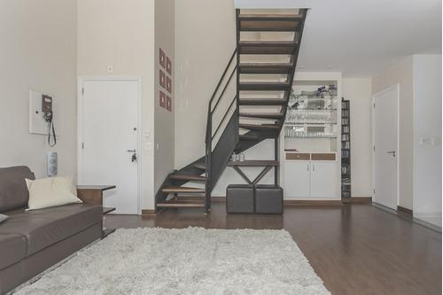 apartamento para venda, 2 dormitórios, perdizes - são paulo - 1756