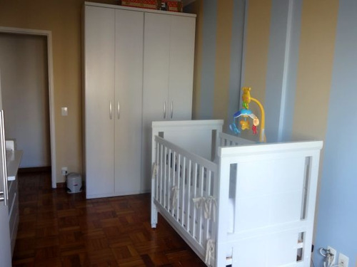 apartamento para venda, 2 dormitórios, perdizes - são paulo - 2807