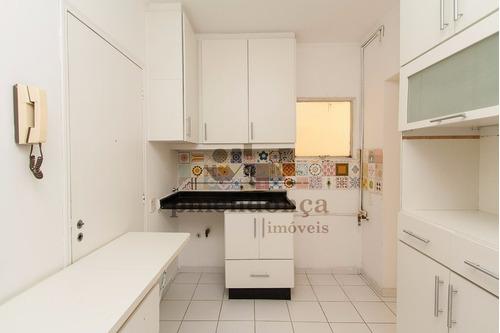 apartamento para venda, 2 dormitórios, perdizes - são paulo - 2930