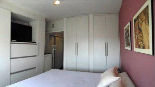 apartamento para venda, 2 dormitórios, perdizes - são paulo - 3623