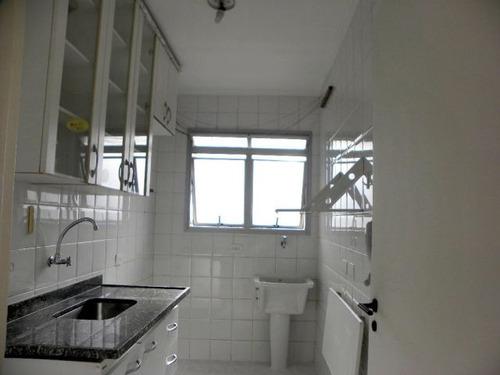 apartamento para venda, 2 dormitórios, perdizes - são paulo - 3707