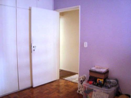 apartamento para venda, 2 dormitórios, perdizes - são paulo - 382