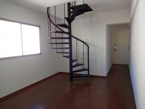 apartamento para venda, 2 dormitórios, perdizes - são paulo - 3858