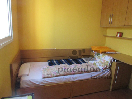 apartamento para venda, 2 dormitórios, perdizes - são paulo - 4026