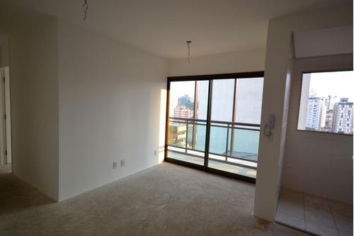 apartamento para venda, 2 dormitórios, perdizes - são paulo - 4607
