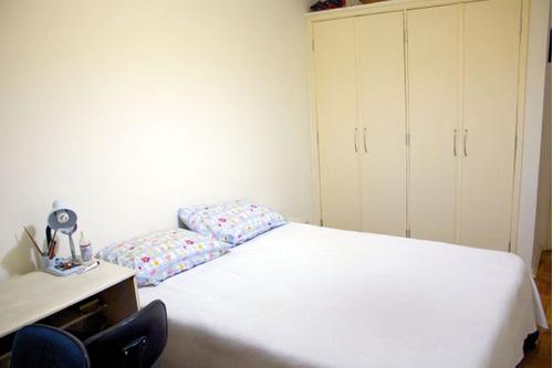 apartamento para venda, 2 dormitórios, perdizes - são paulo - 4690