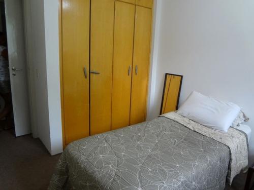 apartamento para venda, 2 dormitórios, perdizes - são paulo - 4907