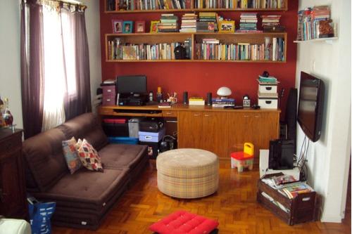 apartamento para venda, 2 dormitórios, perdizes - são paulo - 5102