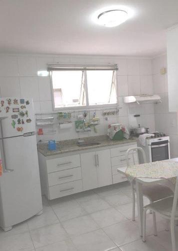 apartamento para venda, 2 dormitórios, perdizes - são paulo - 5793