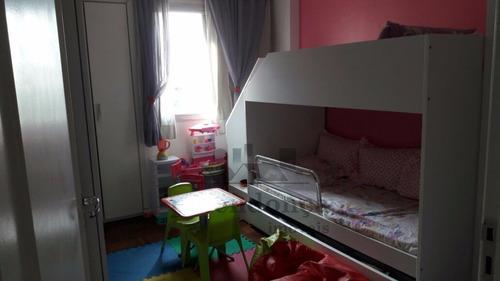 apartamento para venda, 2 dormitórios, perdizes - são paulo - 6658