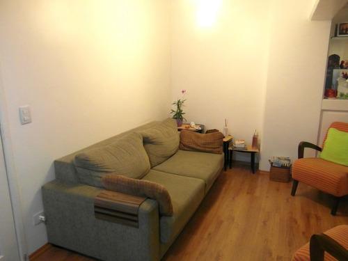 apartamento para venda, 2 dormitórios, perdizes - são paulo - 6801