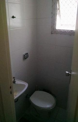apartamento para venda, 2 dormitórios, perdizes - são paulo - 6833